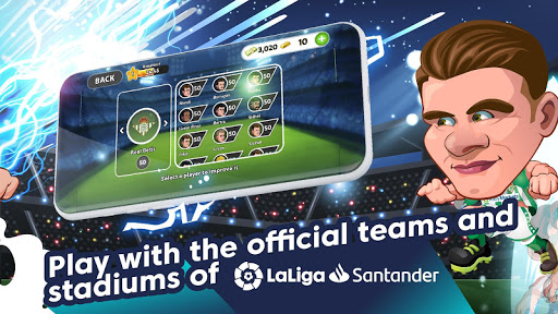 Head Football LaLiga 2020 - Skills Soccer Games screenshot 4