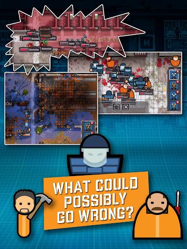 Prison Architect: Mobile 2.0.7 screenshots 10