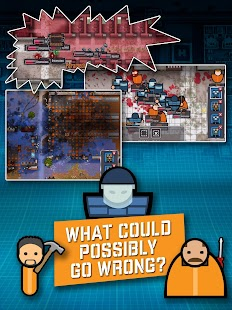 Prison Architect: Mobile screenshot