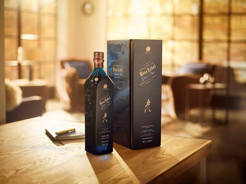best-whisky-brands-india-Johnnie_Walker_Blue_Label-Price-Rs. 20,500 for 1L