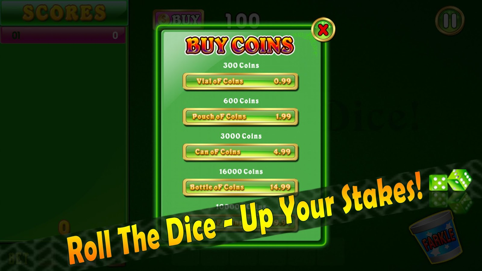 Play Rollercoaster Dice Arcade Games at Casino.com