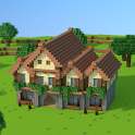 House Craft 3D - Idle Block Building Clicker icon