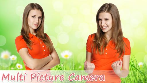 無料摄影Appのマルチピクチャーカメラ|HotApp4Game