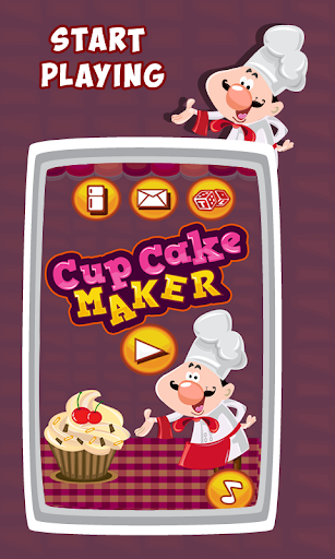 Cup Cake Maker Pro