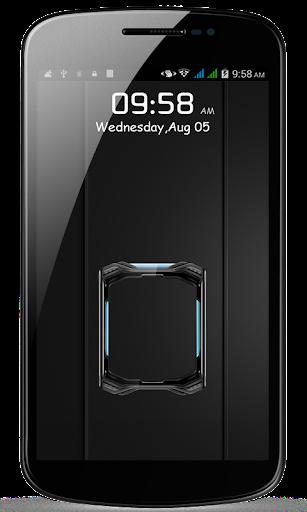 Biometric Screen Locker Prank