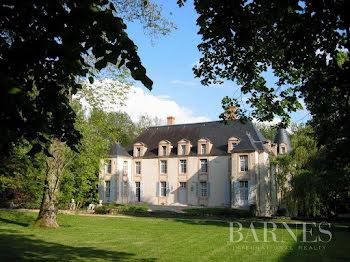 château à Courcy-aux-Loges (45)