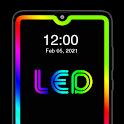Edge Lighting: Notification Light, Call & SMS icon