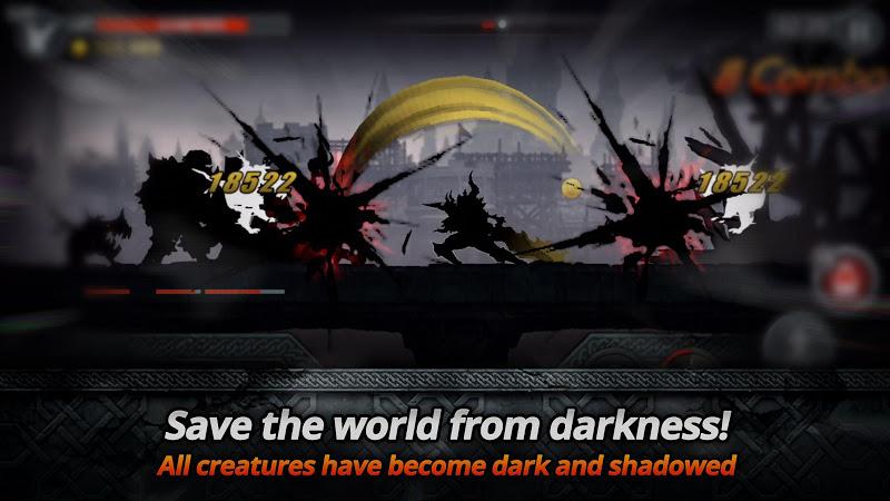 Dark Sword v2.2.1 (Mod Gold/Souls/Keys/Stamina/1 Lvl)