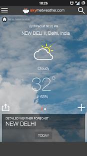 Skymet Weather - náhled