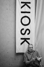 Photo: KIOSK  #gplusanniversary  #GPlusAnniversaryLuzern  #luzern06302012  #street #streettogs #streetphotography #shootthestreet #blackandwhite #bw #monochrome