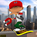 Hoverboard Scooter Stunts icon