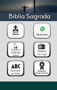 Bíblia Sagrada Offline JFA - náhled