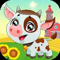 Farm Games - Ranch Grange icon