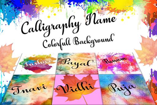 Calligraphy Name Art 1.1 screenshots 2