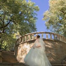 Wedding photographer Irina Slyusarenko (IriSkmv). Photo of 12.11.2017