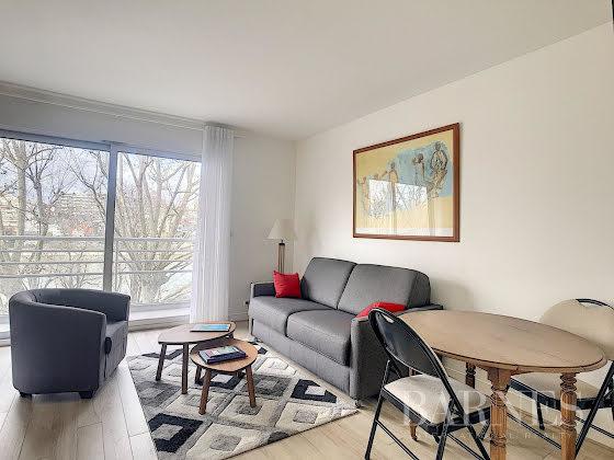 Location appartement meublé 2 pièces 42,34 m2