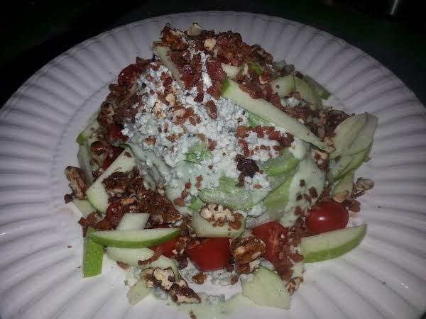 Linnie's Wedge Salad