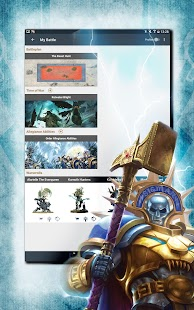 Warhammer Age of Sigmar- screenshot thumbnail