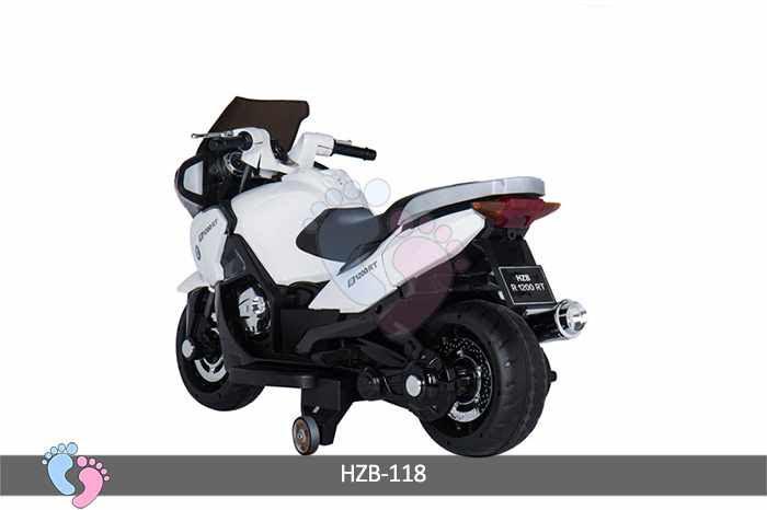 Xe mô tô điện cho bé HZB-118 10