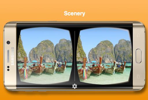 Camarada 3D Camera, VR Camera 1.5.9 screenshots 6