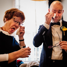 Huwelijksfotograaf Leonard Walpot (leonardwalpot). Foto van 28.01.2017