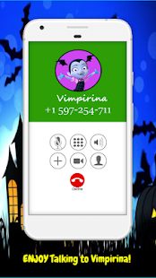 Call From Vimpirina Simulator - náhled
