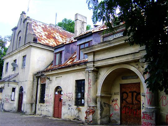 Ozorków, dworzec kolejowy