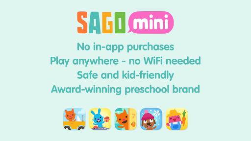 Screenshot for Sago Mini Big City in Hong Kong Play Store