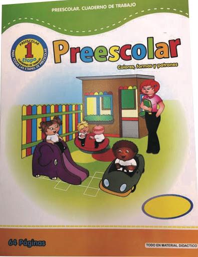 Cuaderno De Trabajo Preescolar Preescolar