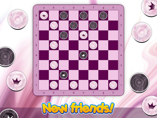 Checkers Plus - Board Social Games screenshots 9