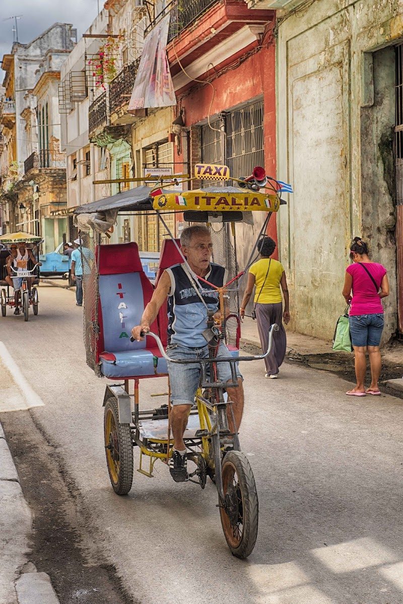 Taxi cubano di S-RAW PhotoArt