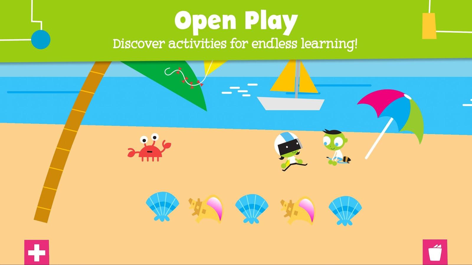 PBS Parents Play & Learn- screenshot