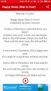 isithombe sesithombe skrini - Christmas Blues Lyrics