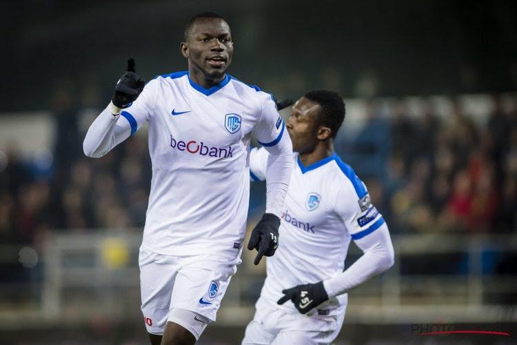 Genk mogelijk zonder basisverdediger naar Charleroi