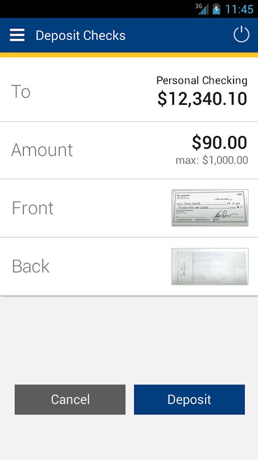 MainSource Bank- screenshot