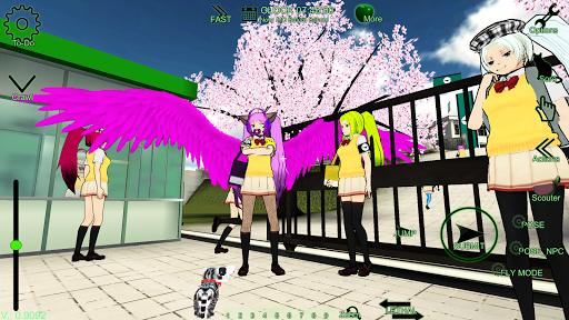JP Schoolgirl Supervisor Multiplayer apktram screenshots 12
