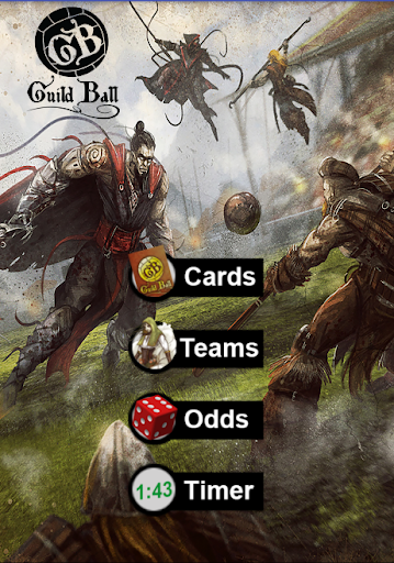 Guild Ball Manager