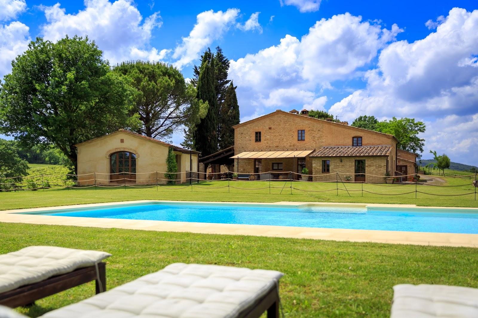 Villa Ombrone_Buonconvento_1