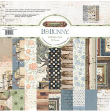 BoBunny Collection Pack 12x12 - Once Upon A Lifetime UTGÅENDE