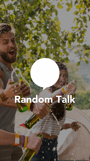 RandomTalk (Random Chat) 2.4.6 screenshots 1
