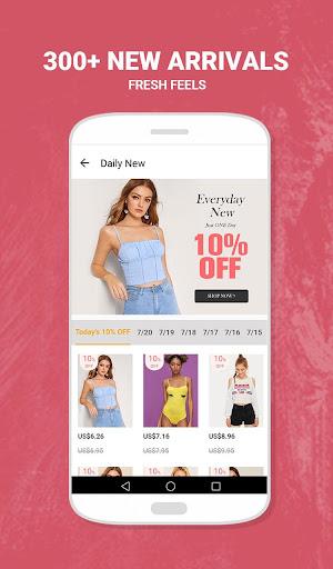 ROMWE - Daily Outfit  Fashion 4.3.2 screenshots 2