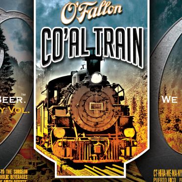 Logo of O'Fallon Co'Al Train