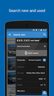 Auto Trader - New & used cars Screenshot 1
