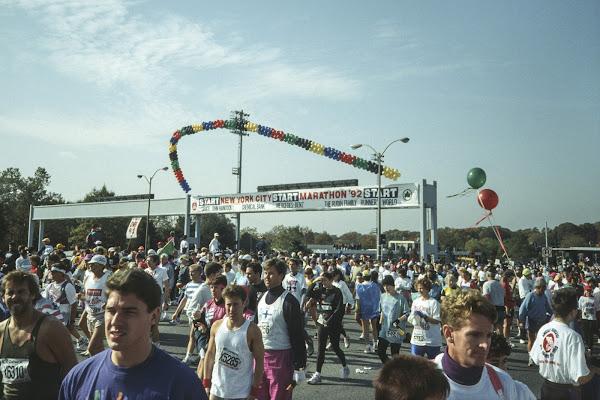 NYC Marathon. di Sognatrice