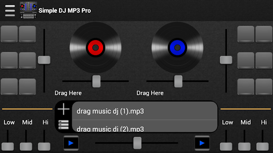 Simple DJ MP3 PRO - Android Apps on Google Play