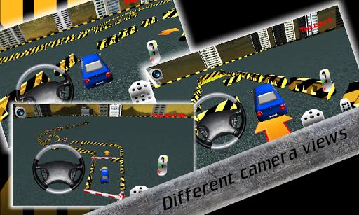 停车场3D