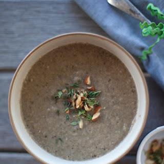 Vegan Shiitake Mushroom Soup Recipes