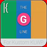 The 'G' Line for Kustom KLWP v1.4