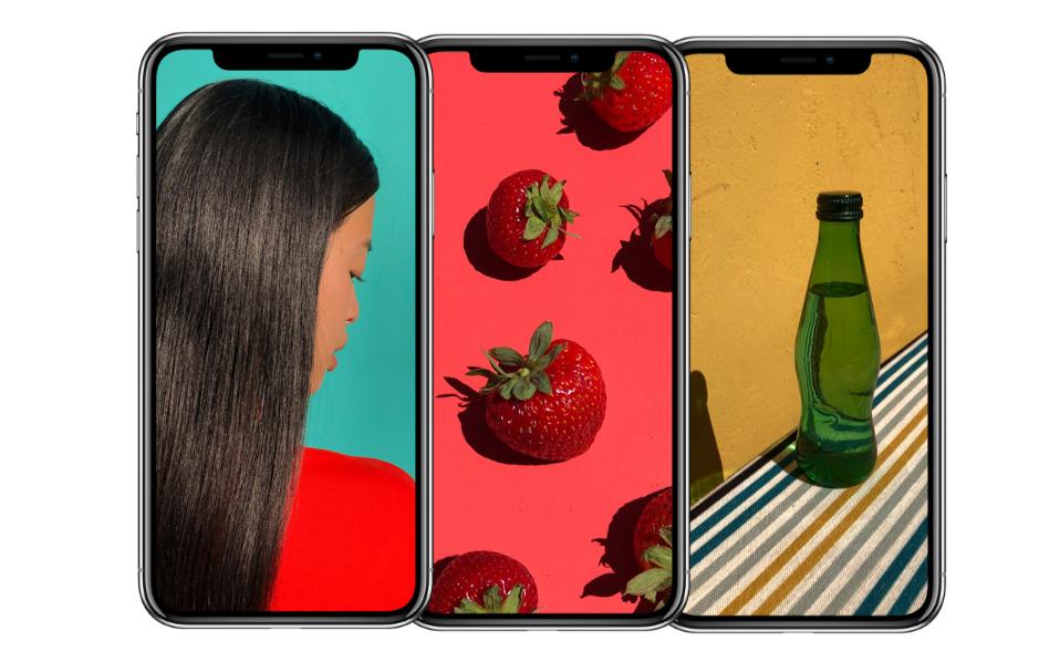 Экран iPhone x