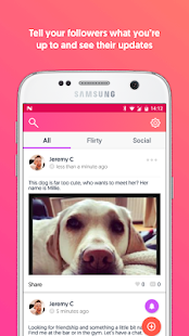 MoodChimp – one social app for dating & friendship- screenshot thumbnail